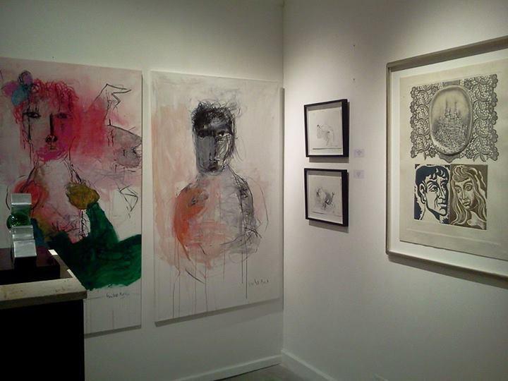 Eggo, Feria de Arte 2013, Centro Cultural Recoleta