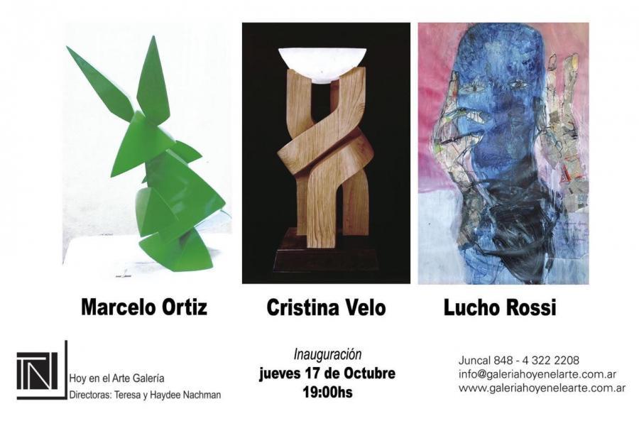 Respiraciones Nuevas, galería Hoy en el Arte 2016